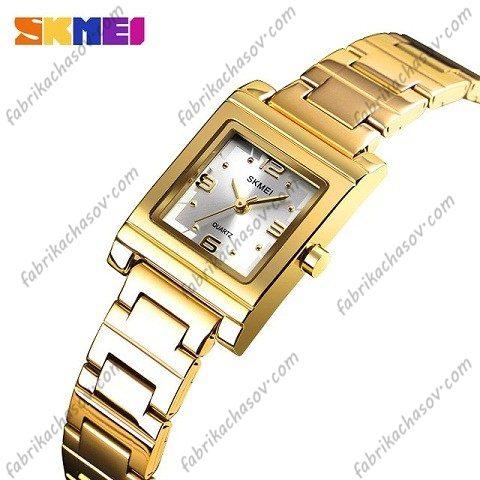 Часы Skmei женские 1388 золотистые