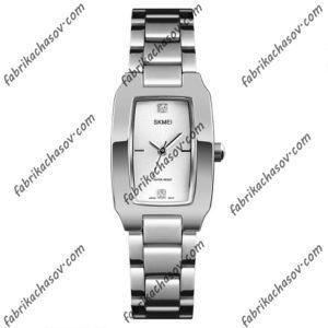 Часы Skmei женские 1400 серебристые