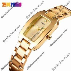 Часы Skmei женские 1400 Золотистые
