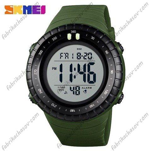 Часы Skmei 1420 зеленые