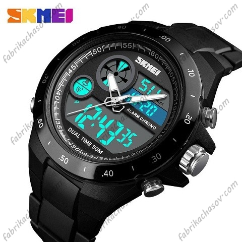 Часы Skmei 1429 черные