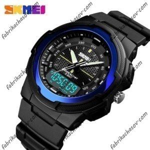 Часы Skmei 1454 синие спортивные