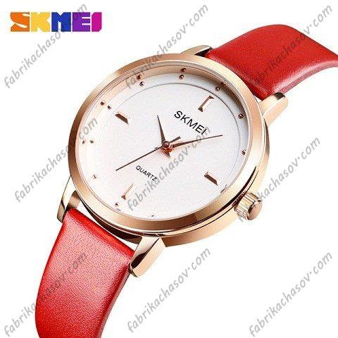 Часы Skmei 1457 красные