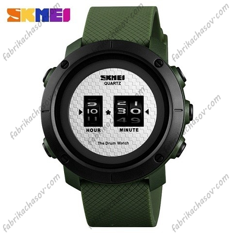 Часы Skmei 1486 зеленые