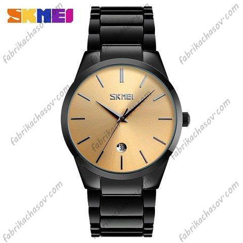 Часы Skmei 9140 Золотистые