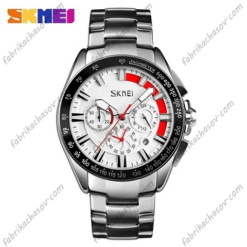 Часы Skmei 9167 белые