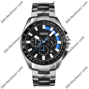 Часы Skmei 9167 черные