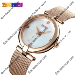 Часы Skmei женские 9177 белые