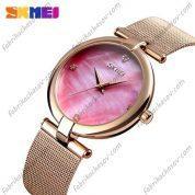 Часы Skmei женские 9177 розовые