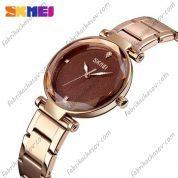 Часы Skmei женские 9180 золотистые