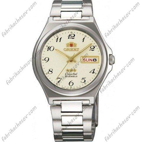 Часы ORIENT 3 STARS FAB02004C9