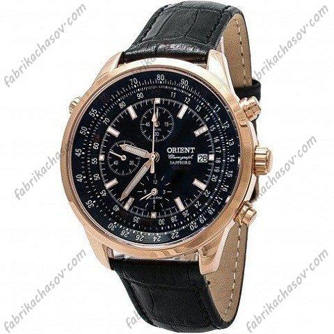 Часы Orient Chronograph FTD09004B