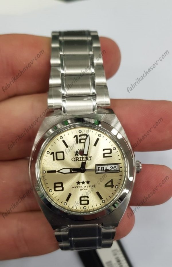 Часы ORIENT 3 STARS SAB08003C8