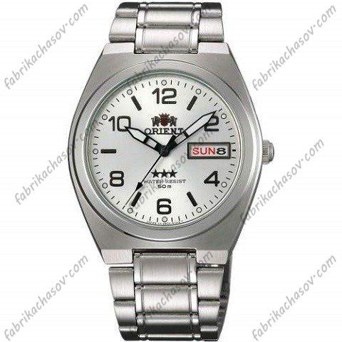 Часы ORIENT 3 STARS SAB08003W8