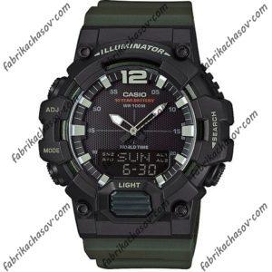 Часы Casio ILLUMINATOR HDC-700-3AVEF