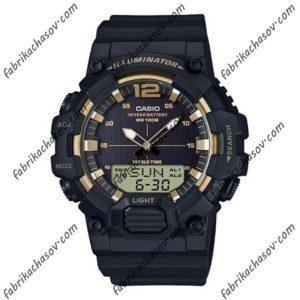 Часы Casio ILLUMINATOR HDC-700-9AVEF