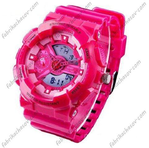 Часы Skmei 0929 Розовые