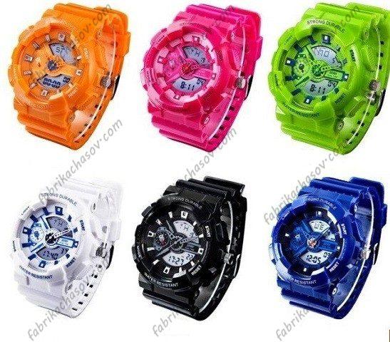 Часы Skmei 0929 Салатовые