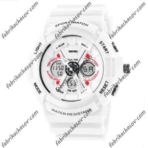 Часы Skmei 0966 Белые