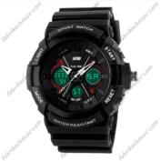 Часы Skmei 0966 Черные