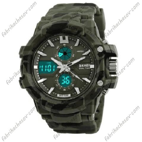 Часы Skmei 0990 Хаки