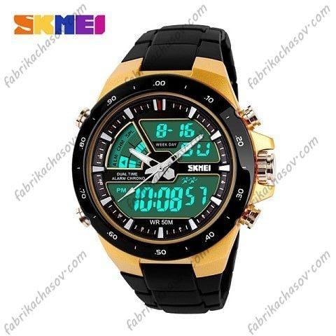 Часы Skmei 1016 с Вставкой