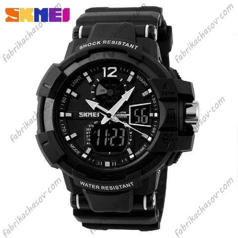 Часы Skmei 1040 Черные