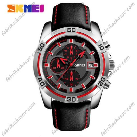 Часы Skmei 9156 Красные