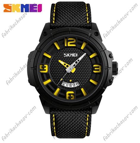 Часы Skmei 9170 Желтые