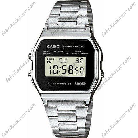 Часы Casio ILLUMINATOR A158WEA-1EF