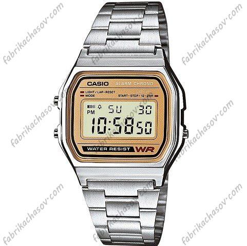 Часы Casio ILLUMINATOR A158WEA-9EF