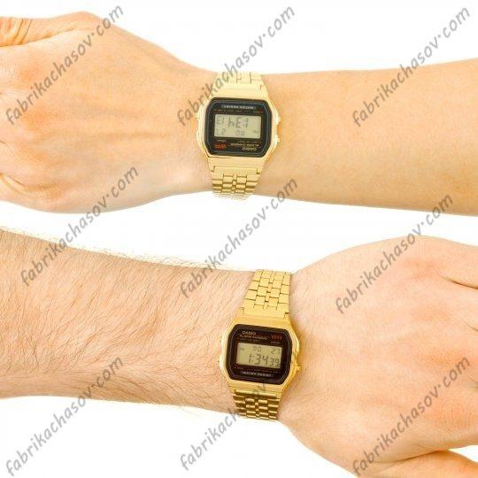 Часы Casio ILLUMINATOR A159WGEA-1EF