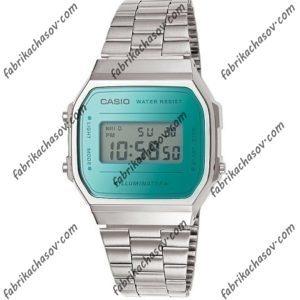 Часы Casio ILLUMINATOR A168WEM-2EF