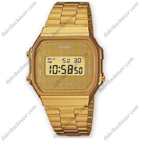 Часы Casio ILLUMINATOR A168WG-9BWEF