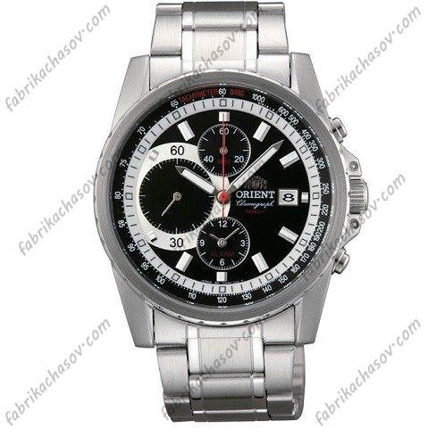 Часы Orient Chronograph CTD0V001B0