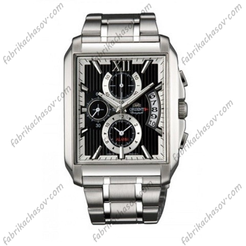 Часы Orient Chronograph FTDAJ003B0