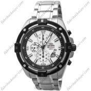 часы orient chronograph ftt0y003w0