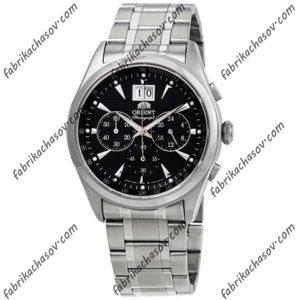 Часы Orient Chronograph FTV01003B0