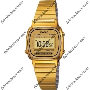 Часы Casio Classik LA670WGA-9DF