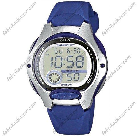 Часы Casio ILLUMINATOR LW-200-2AVEF