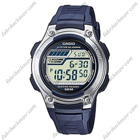 Часы Casio ILLUMINATOR W-212H-2AVES