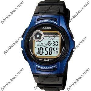 Часы Casio ILLUMINATOR W-213-2AVES