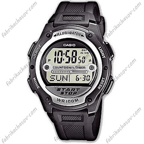 Часы Casio ILLUMINATOR W-756B-2AVES
