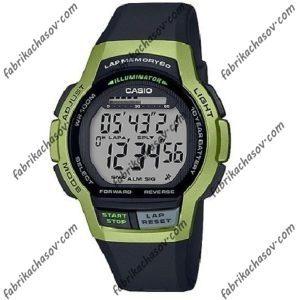 Часы Casio ILLUMINATOR WS-1000H-3AVEF