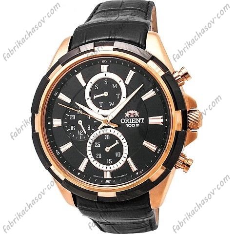 Часы Orient QUARTZ FUY01003B0
