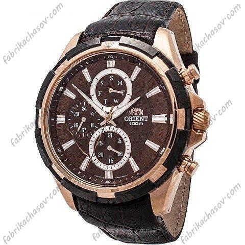Часы Orient QUARTZ FUY01004T0