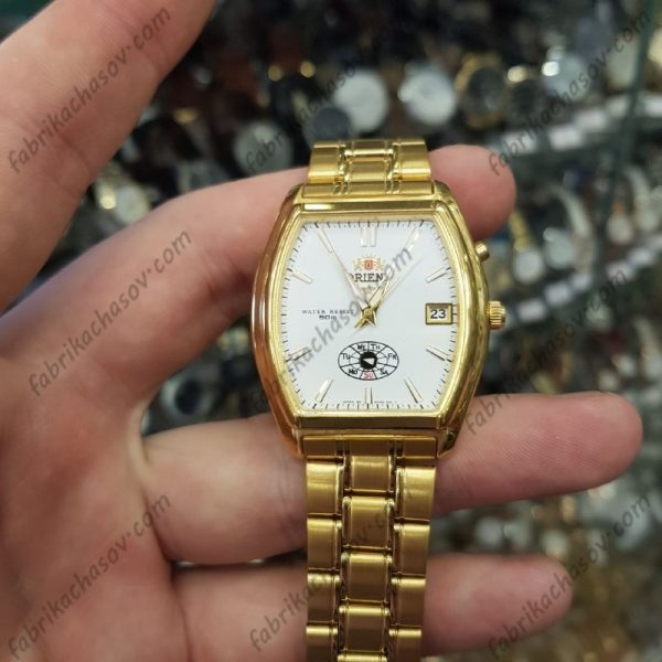 Часы ORIENT AUTOMATIC BEMAV001WS