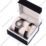 Мужские часы DANIEL KLEIN DK12163-2 набор часы+браслет