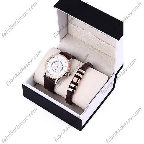 Мужские часы DANIEL KLEIN DK12164-4  набор часы+браслет