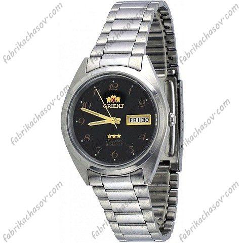 Часы ORIENT 3 STARS FAB00003B9